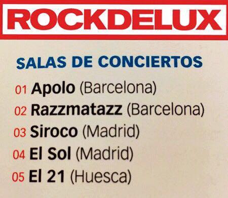 lista rockdelux 2016