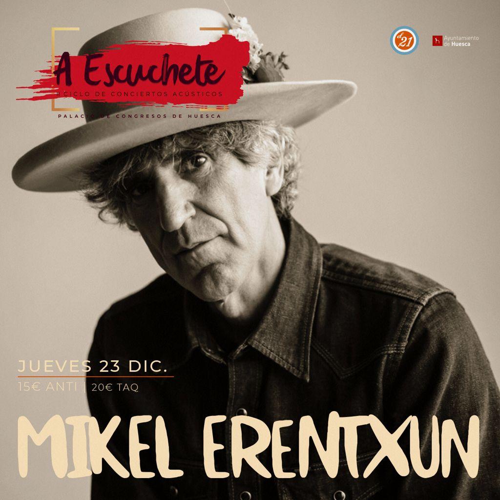 MIKEL ERENTXUN - A un minuto de ti